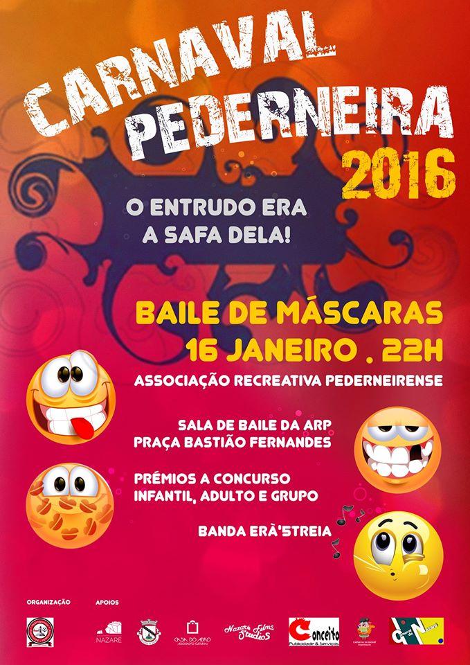 baile mascaras pederneira 2016