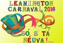 carnaval leamington 2016