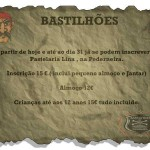 bastilhoes 2016 inscricoes